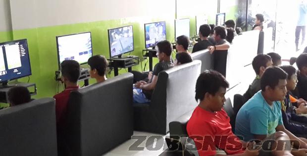 Peluang Bisnis Usaha Rental Game Online dan PS 3