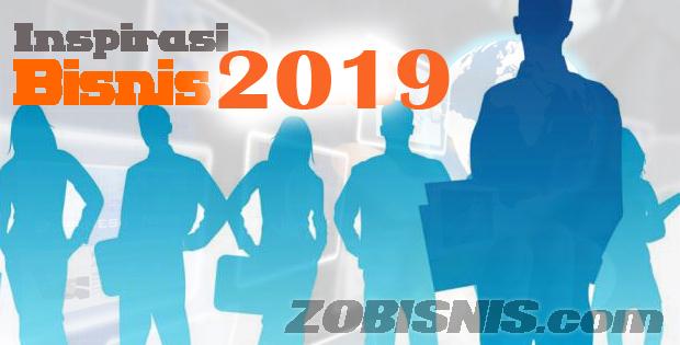 Inspirasi bisnis 2019 yang menjanjikan