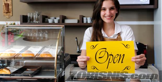 Bisnis dan usaha dagang bidang kuliner