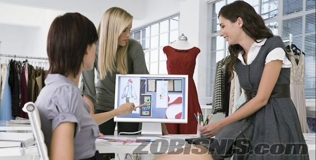 Memulai usaha dan bisnis dagang bidang fashion