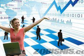 Cara sukses bisnis forex profesional
