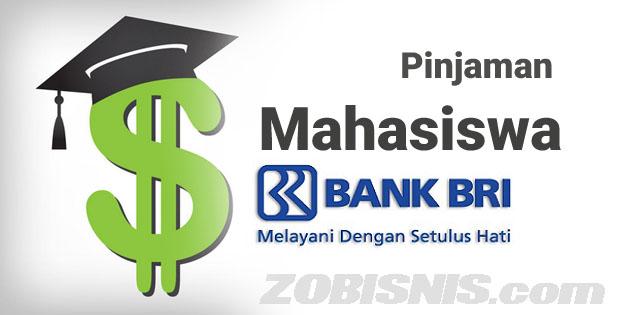 Pinjaman uang untuk mahasiswa di bank BRI